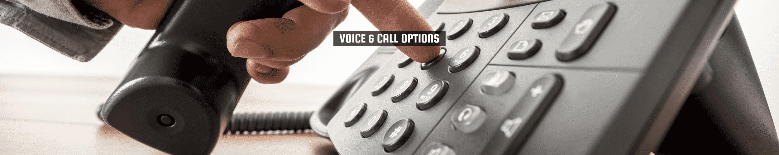 52Degrees Voice - изображение функции | «голосовые и телефонные вызовы» | человек ключи в номерах на телефоне | Телекоммуникационные решения, Норидж