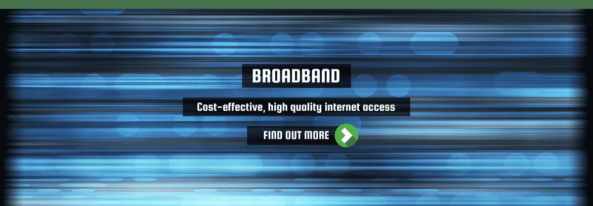 deslizador de banda ancha